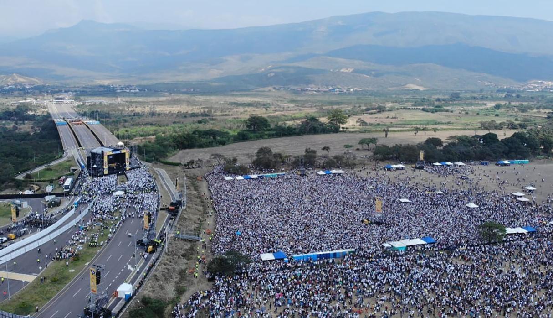 concierto frontera venezuela