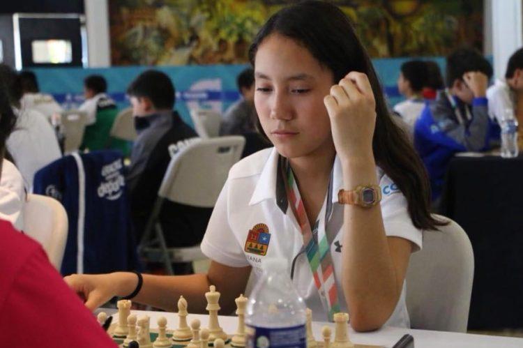Hiromi Carrillo ajedrez