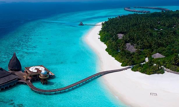 MALDIVAS, EL MÁS BAJO