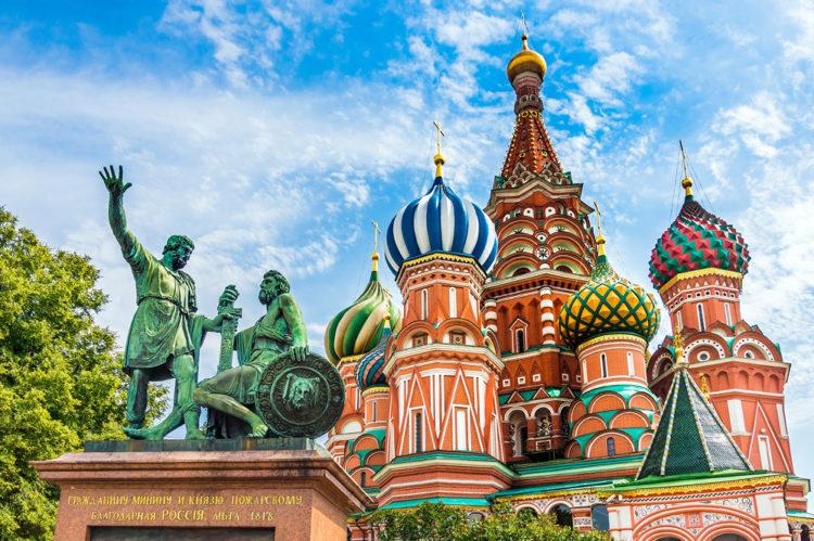 RUSIA, EL MÁS GRANDE
