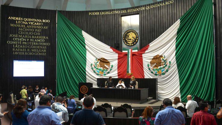 147 candidatos para 25 curules en Quintana Roo
