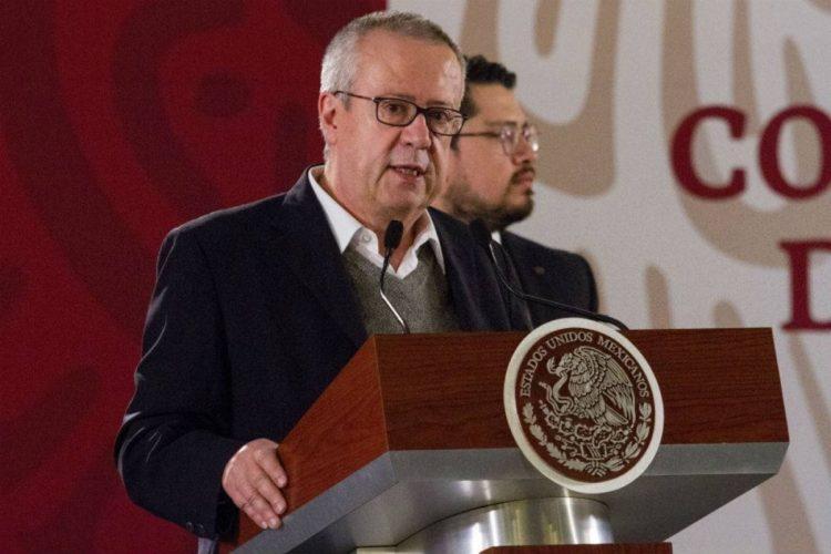 Secretario de Hacienda, Carlos Urzúa