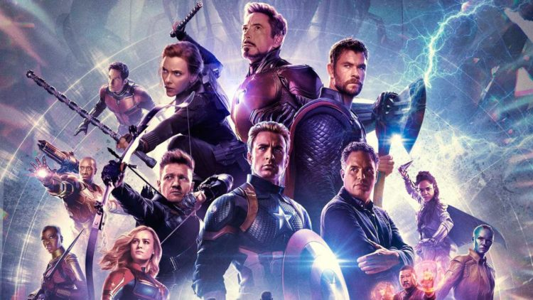 Vengadores Endgame, la película más vista en México