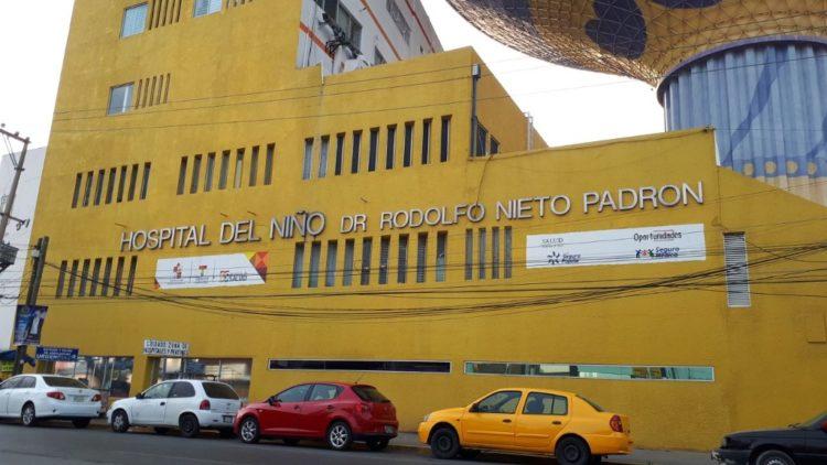 Hospital del Niño en Tabasco