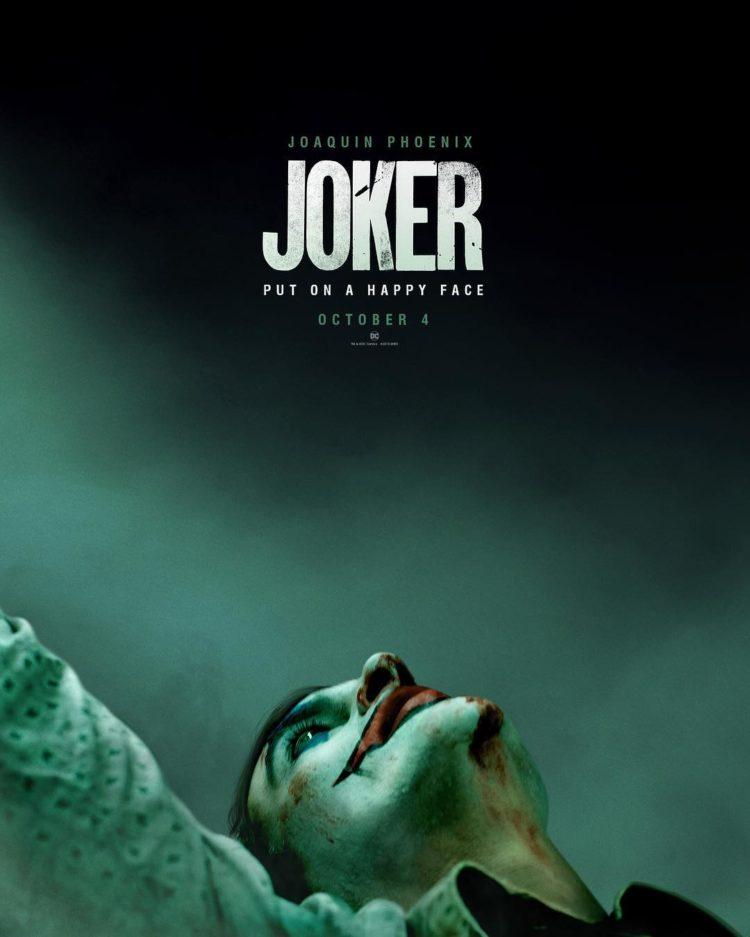 poster joker pelicula