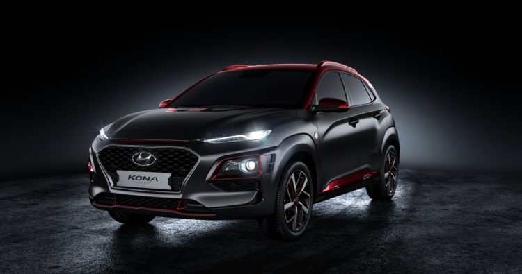 Hyundai Kona Iron Man 2019