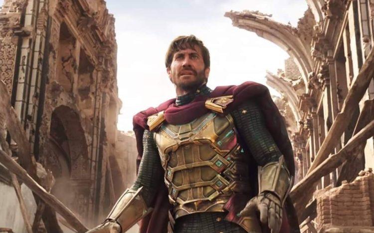 Jake Gyllenhaal, Mysterio en Spider-Man