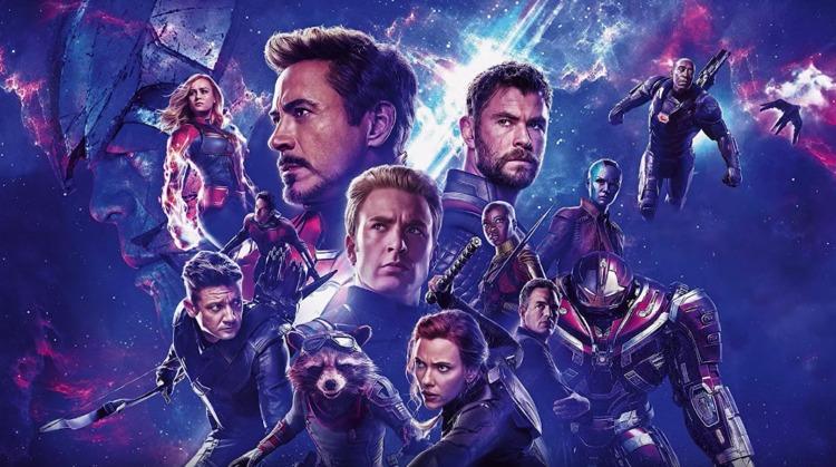 Avengers Endgame vuelve al cine