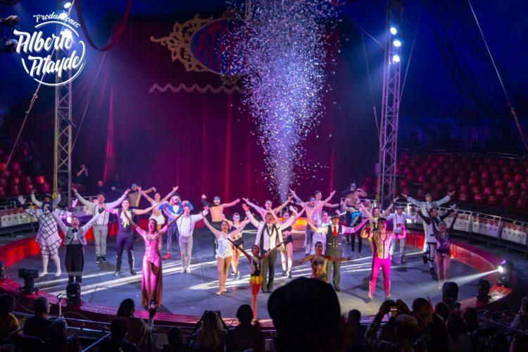 Circo Atayde Hermanos 2019