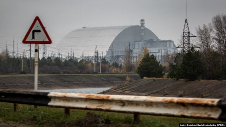 escudo chernobyl