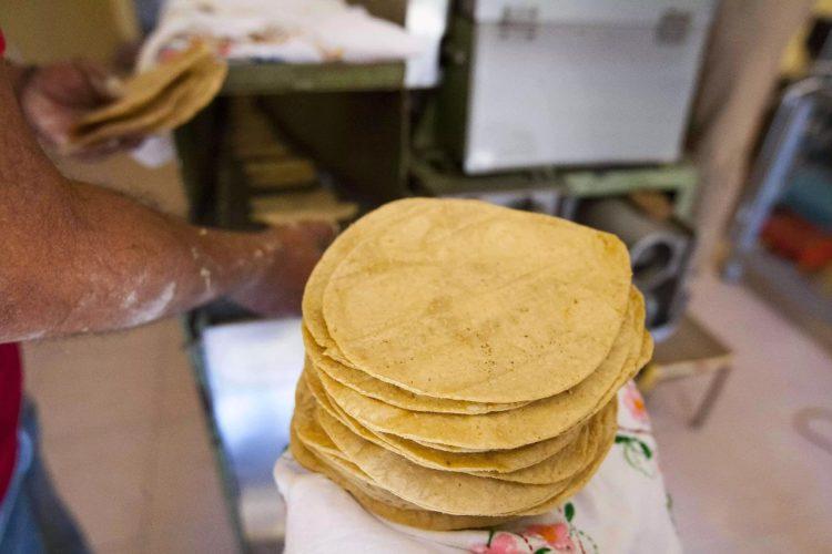 tortillas de cebada