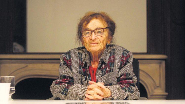 filósofa Ágnes Heller