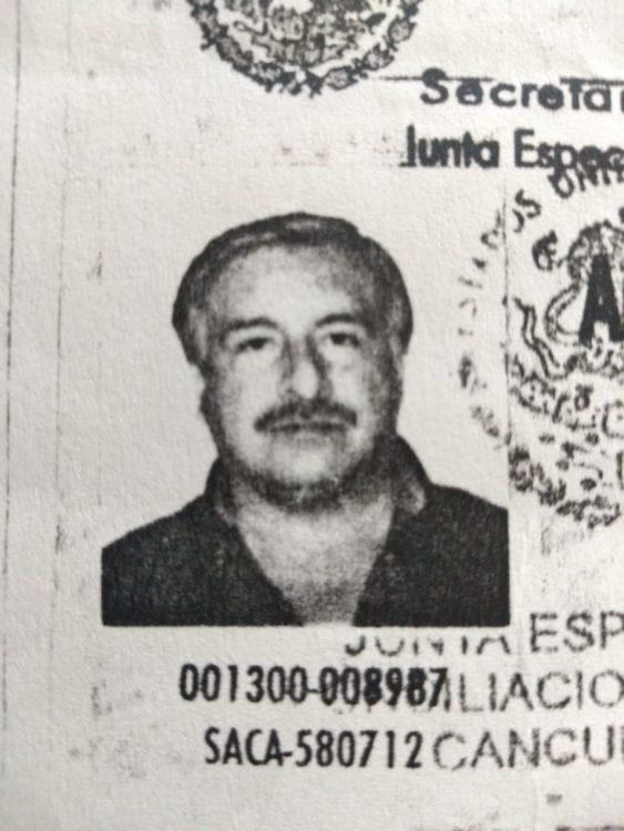 Andrés Sánchez Chávez. 1999.
