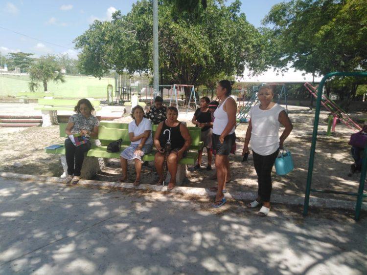 Parque de la Sm 102, en Cancún