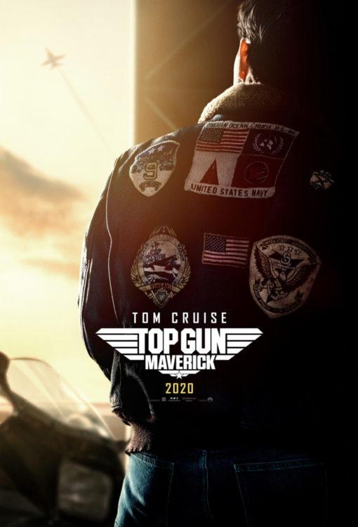 poster de la nueva película de Top Gun