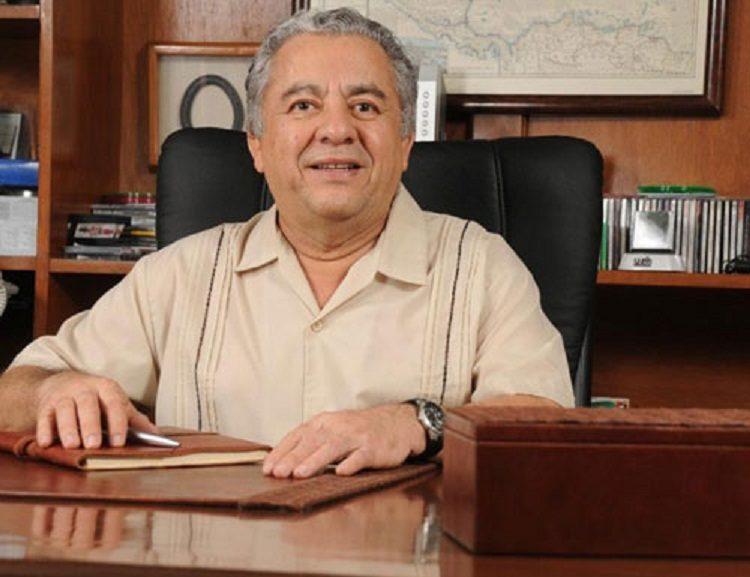 Carlos Cardín Pérez, exalcalde de Cancún.