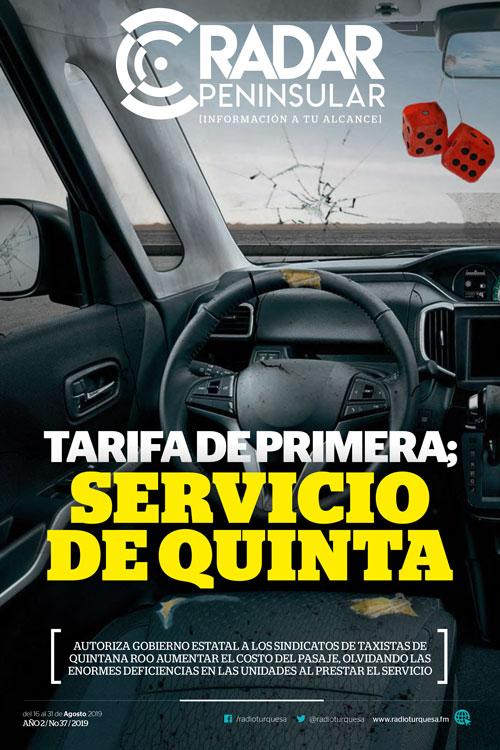 Revista Radar Peninsular No. 37