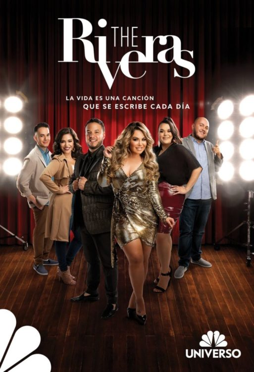 The Riveras estreno 12 de agosto