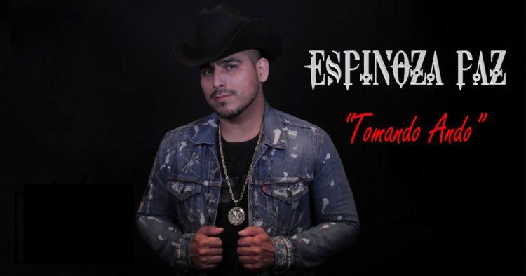 nuevo sencillo de Espinoza Paz