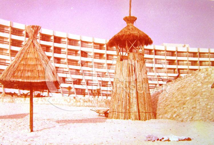 primer hotel en Cancún