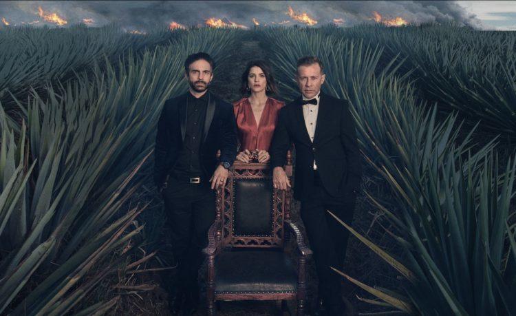 """Con bellos escenarios, electo y productores 100 por ciento mexicanos, """"Monarca"""" tiene todo para convertirse en todo un suceso en el mundo."""