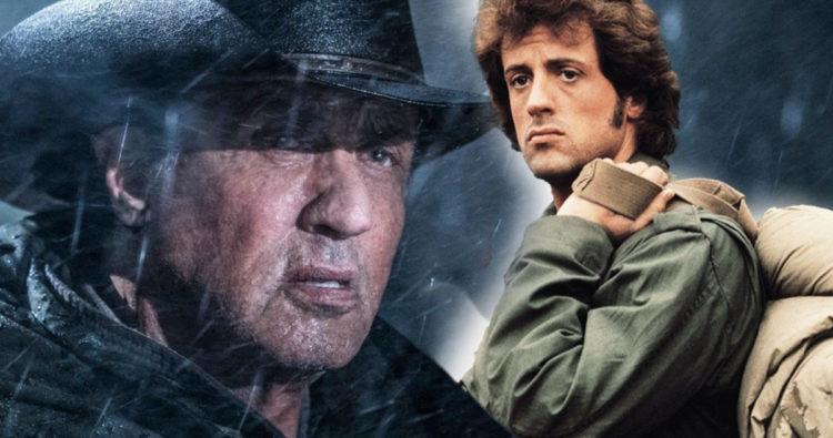 El personaje de Rambo nació en 1982 y 37 años después, aún tiene mucha pila.