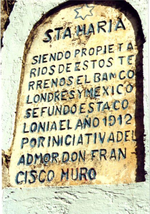 En 1936, la población fue designada con el nombre de Leona Vicario.