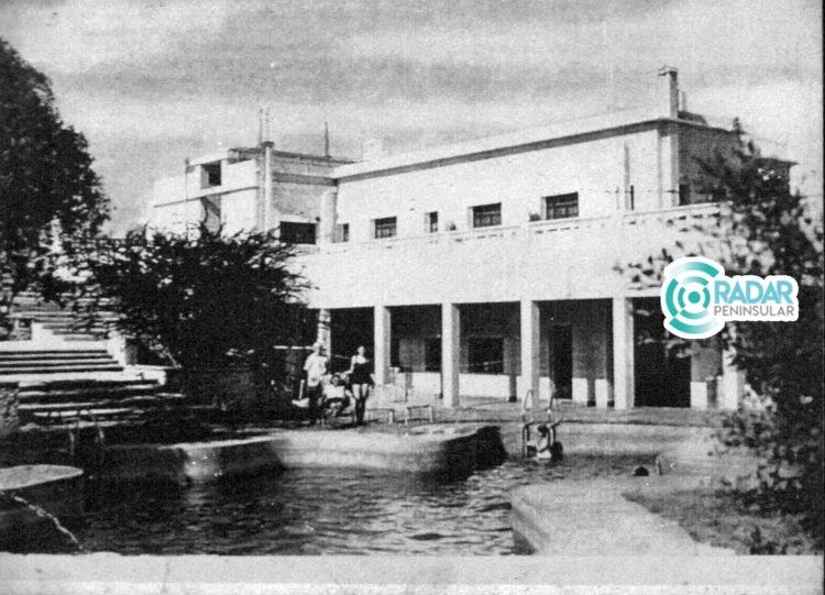 El hotel Los Cocos, de Chetumal, demolido en 1975, para construir el Hotel Presidente. Posteriormente recobraría el nombre.