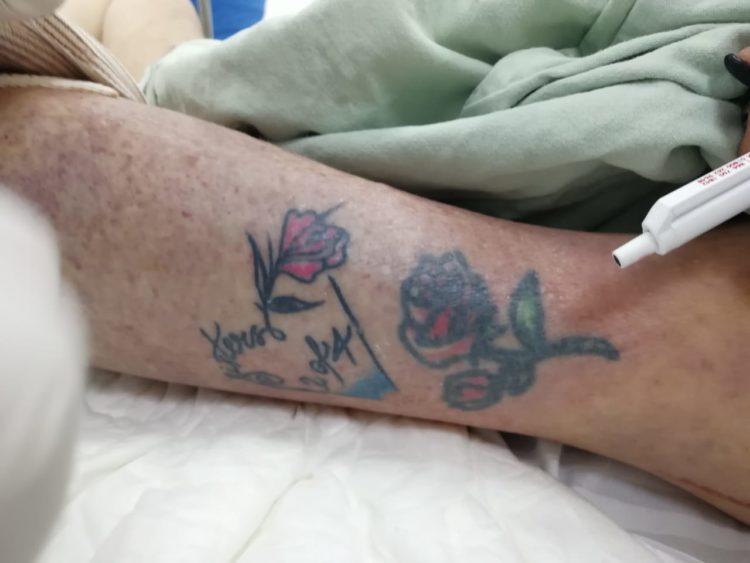 Tatuajes extranjera