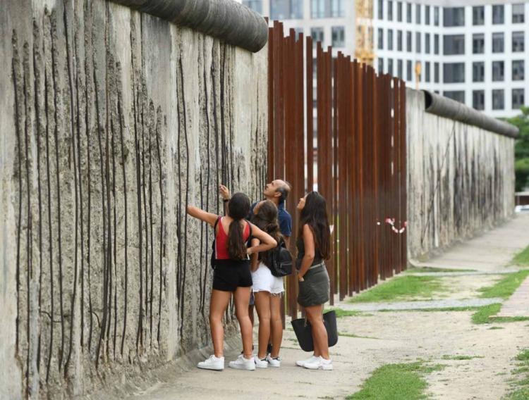 3 décadas sin el muro de Berlín