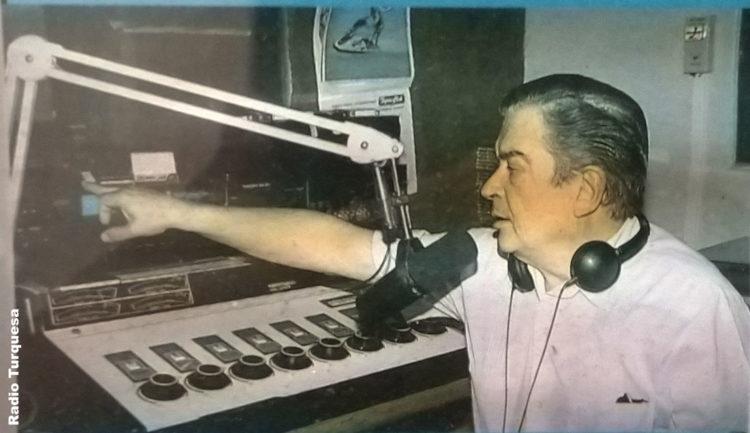 Radio Turquesa Gastó Alegre López
