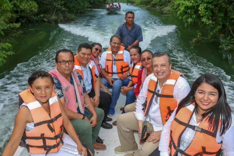 Ecoturismo, estrategia para proteger ecosistemas: Luis Alegre