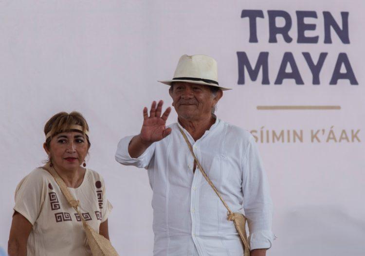 Palomea Unesco el Tren Maya