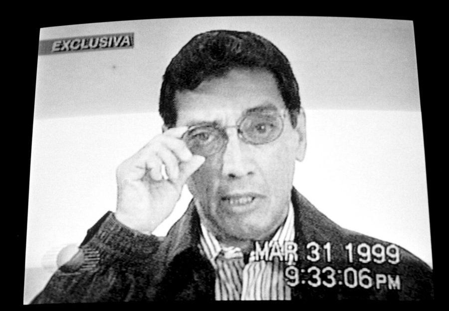 Mario Villanueva fue capturado en Cancún.