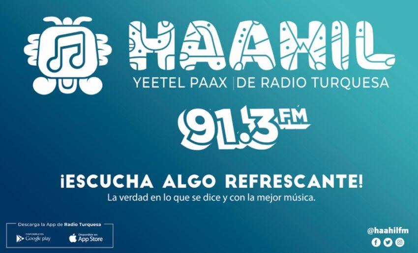 Haahil de Radio Turquesa: 1 año innovando la radio