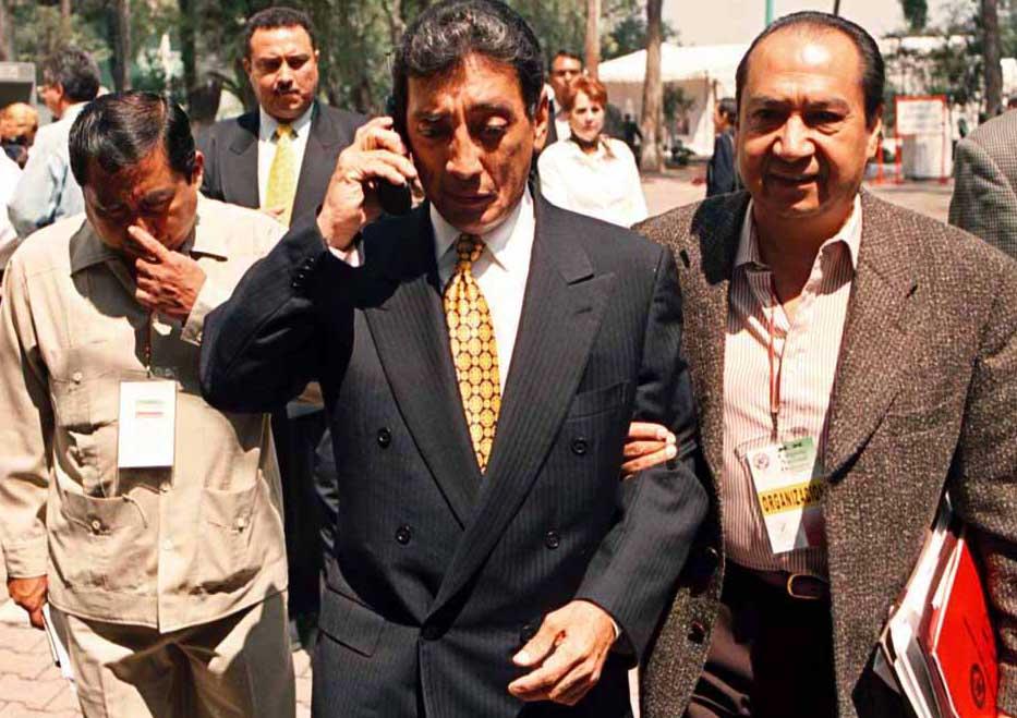 Mario Villanueva Madrid, ex gobernador de Quintana roo