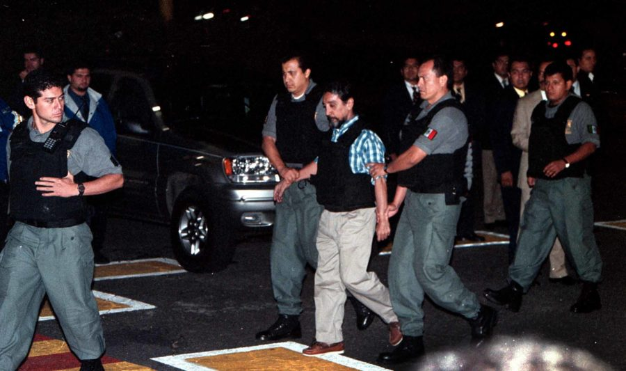 Mario Villanueva, el largo camino para la libertad