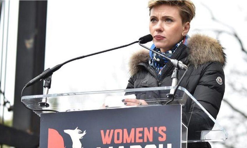 Scarlett Johansson. El poder social de la fama