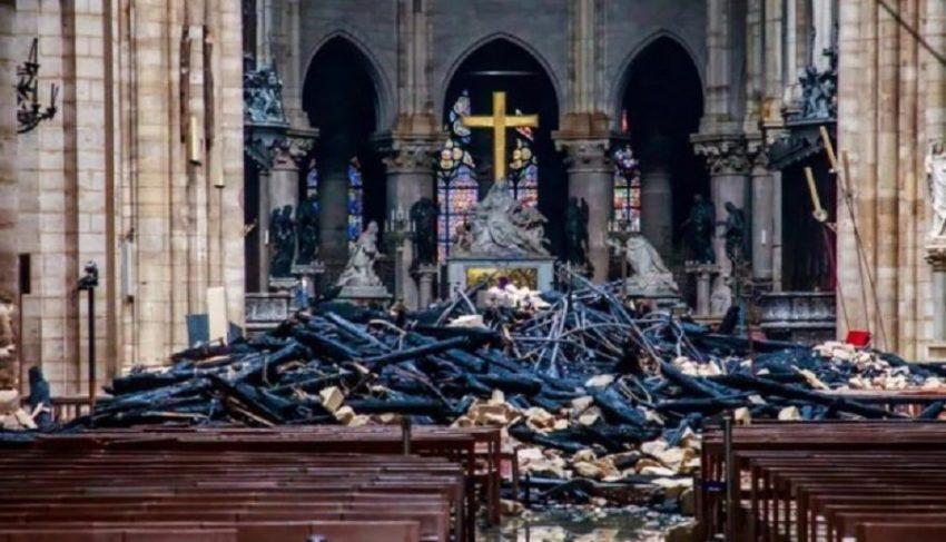 """La Tragedia de """"Notre Dame"""""""