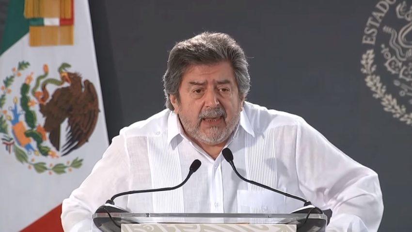 director general del Fondo Nacional de Fomento al Turismo (Fonatur), Rogelio Jiménez Pons