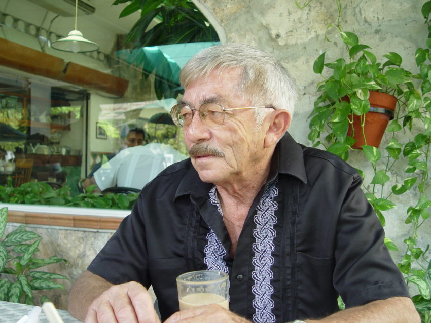 ingeniero Sigfrido Paz Paredes Camacho