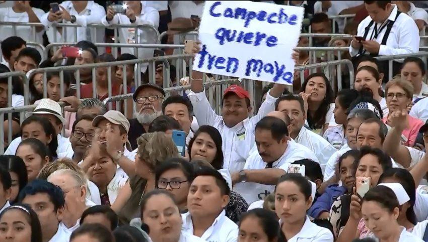 Tren Maya: La mayoría manda