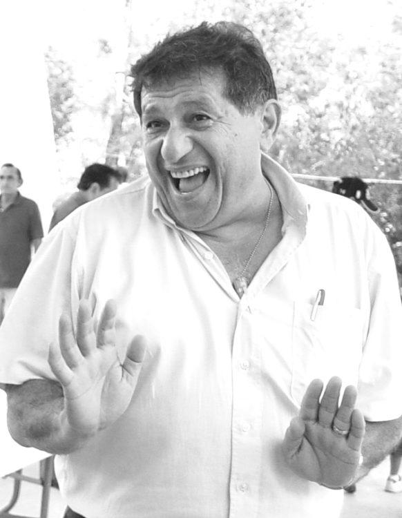 Adib Burad Cabrera sigue estando presente en la memoria y en la simpatía de los pioneros de Cancún.