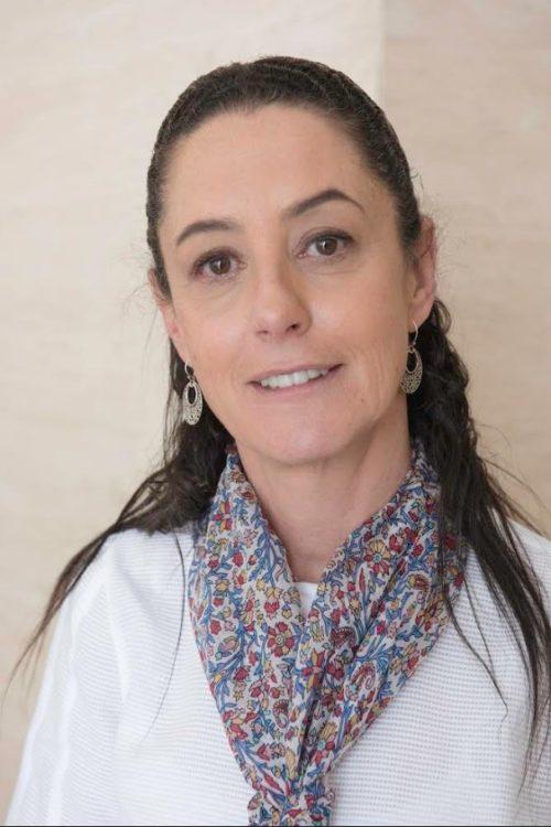 CLAUDIA SHEINBAUM PARDO Jefe de Gobierno de la Ciudad de México
