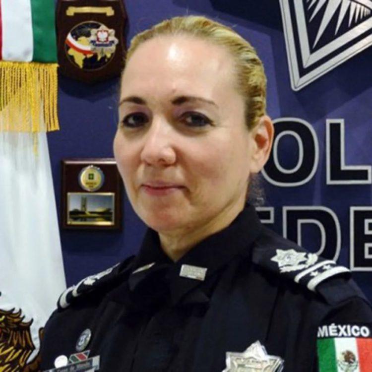 PATRICIA TRUJILLO MARIEL Coordinación Operativa de la Guardia Nacional
