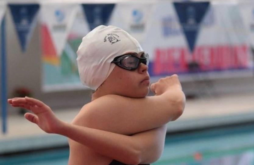 Daniela Michelle, atleta sin límites