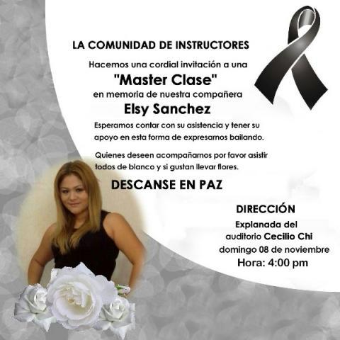 Elsy del Rosario Sánchez Pist