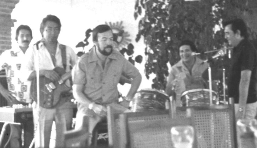 """""""Los Sensuales"""", el primer grupo musical de Cancún"""