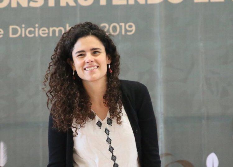LUISA MARÍA ALCALDE Secretaría del Trabajo y Previsión Social