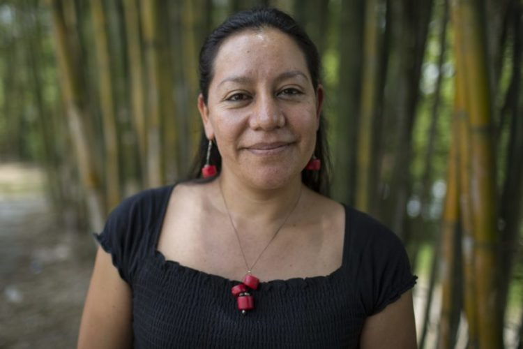 MARÍA LUISA ALBORES Secretaría de Bienestar